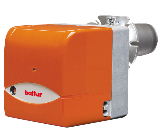 RINOX L. Single-stage light oil burners with low polluting emissions (class 3).